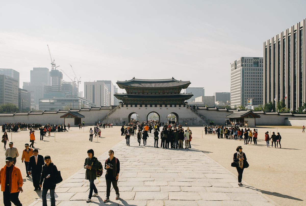 Seoul, photographed by Stijn Out