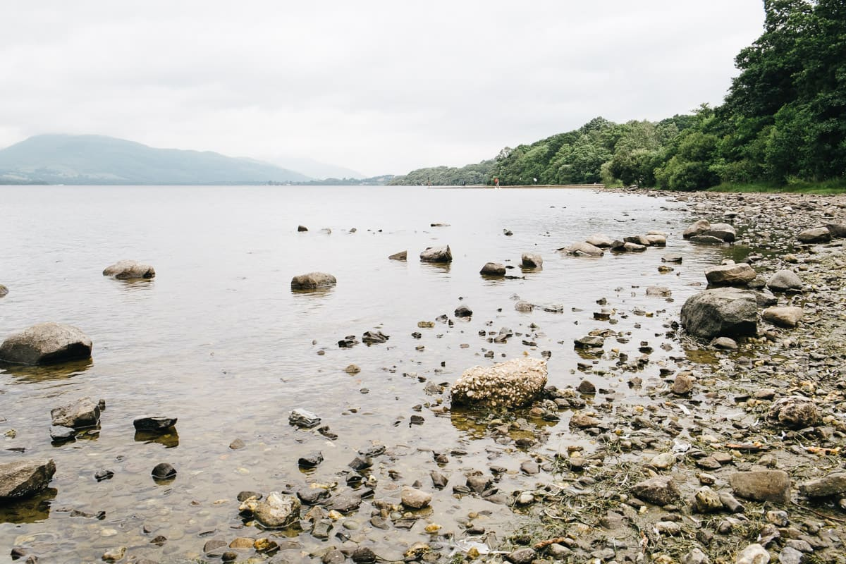 Loch Lomond, photographed by Stijn Out